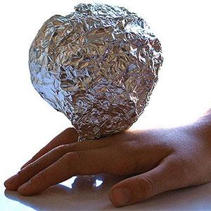 Чудесные свойства алюминиевой фольги
